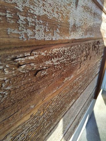 沼津市外壁木部劣化