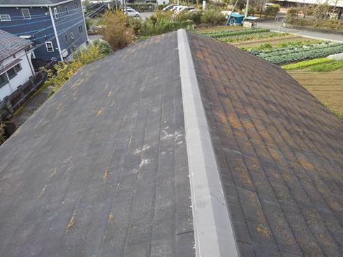 沼津屋根塗装スレート劣化