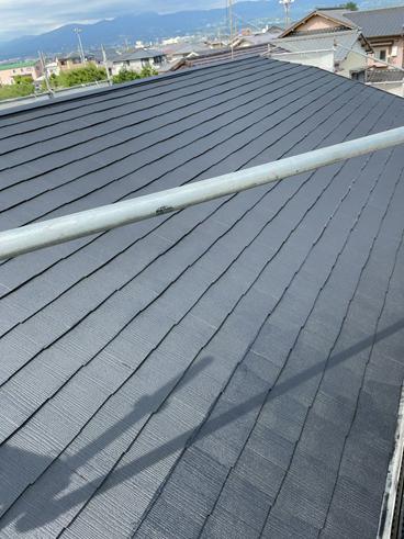 沼津屋根塗装完工