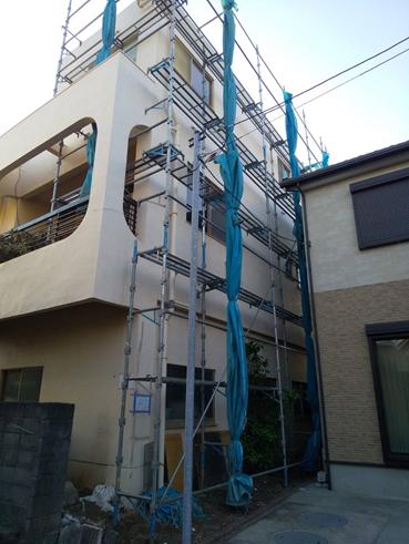 沼津市 通気緩衝工法による屋上防水と東面外壁塗装で雨漏り解決