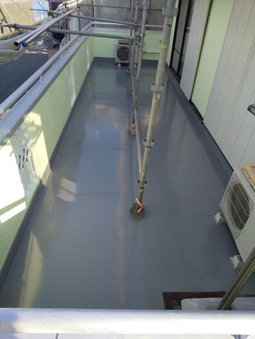 沼津市屋根塗装ウレタン防水