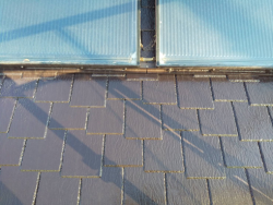 沼津市屋根塗装前劣化