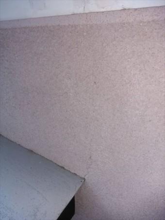 リシン壁クラック