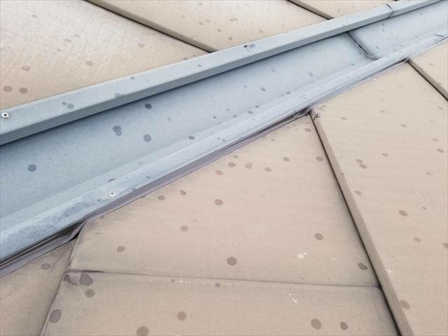 沼津市雨漏れ板金屋根