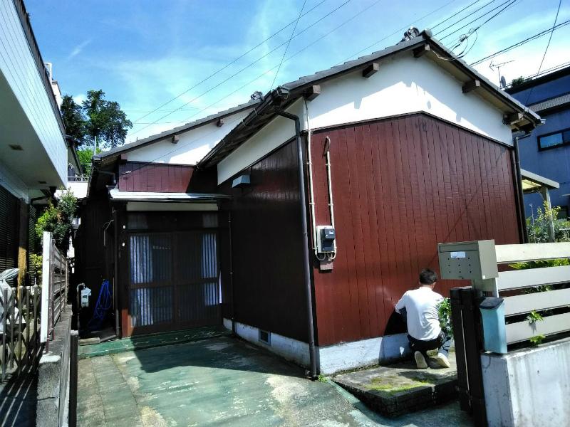 三島市外壁塗装