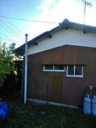 三島市借家の瓦屋根破損