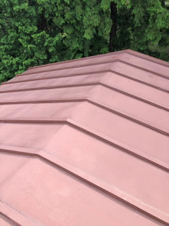 伊豆の国市屋根カバー工法