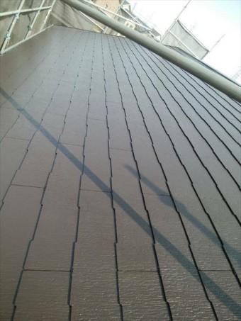 長泉町屋根塗装完成
