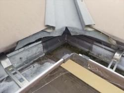 沼津市板金屋根雨漏れ