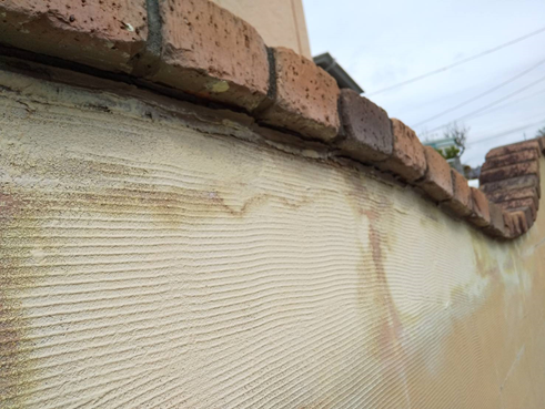 伊豆の国市屋根外壁ブロック塀現調