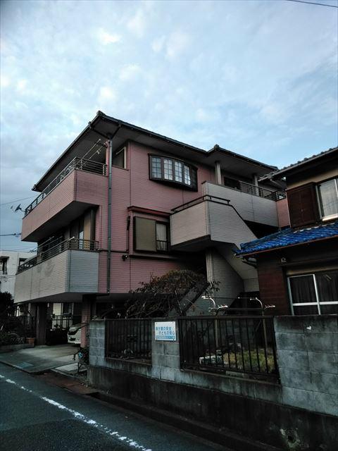 長泉町 台風被害で外回り工事