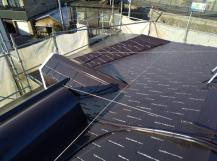 沼津市屋根塗装完工