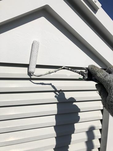 沼津市屋根塗装鳩小屋