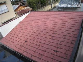 カラーベスト屋根状況