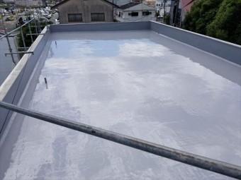 函南町 陸屋根 屋上防水