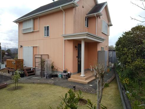 伊豆の国市 屋根と外壁の劣化 金属屋根材で葺き替えのご提案