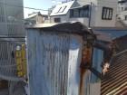 沼津市トタン修復工事