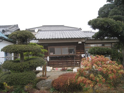 富士市築50年の住宅