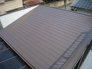 沼津市で雨樋と屋根補修を行ったN様のお喜びの声
