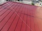 施工後の屋根