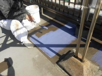シート防水補修