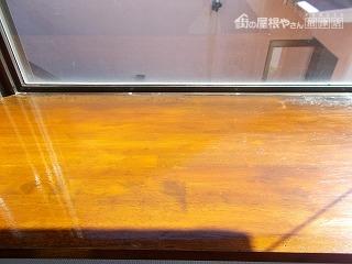 室内木部塗装