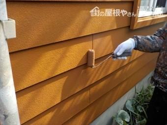 三島市アパート塗装仕上げ