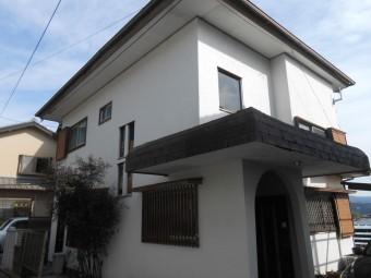 玄関上屋根