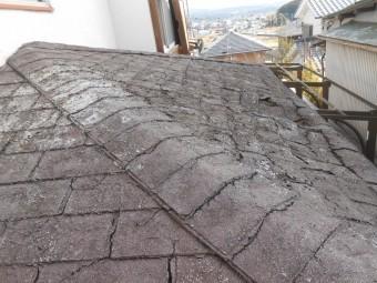 屋根部腐食