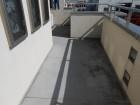 既存シート防水+保護モルタル