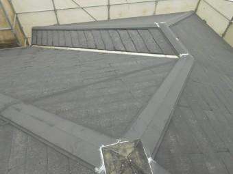 既存コロニアル屋根