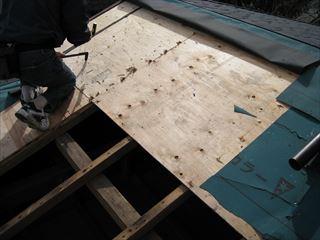 カラベスト屋根下地
