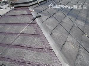 沼津市屋根塗装劣化