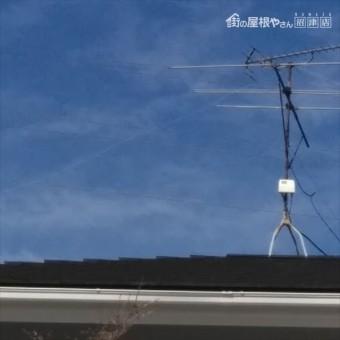 三島市アンテナ下から異音