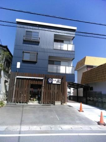 三島市外壁ガルバリウム鋼板