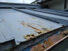 裾野市 屋根腐食