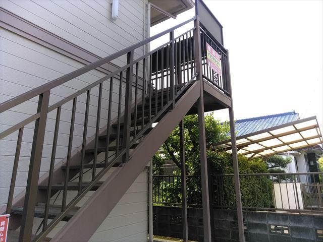三島市熱海市外壁階段チェック