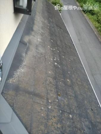 裾野市屋根塗装現地調査