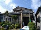 三島市 外壁サイディング補修足場設置