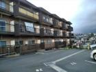 三島市3階建アパート外壁