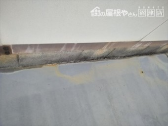 函南町3階建 防水調査
