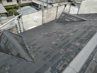 三島市屋根葺き