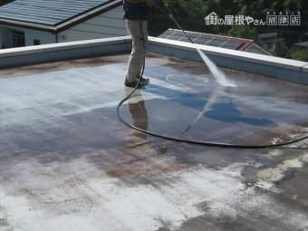 伊豆の国市高圧洗浄