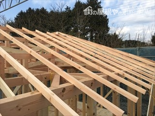 長泉町新築屋根