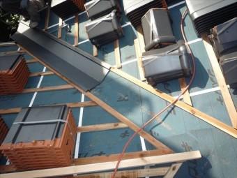 沼津市 瓦屋根から平瓦葺き替え