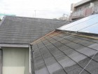 コロニアル屋根塗装前