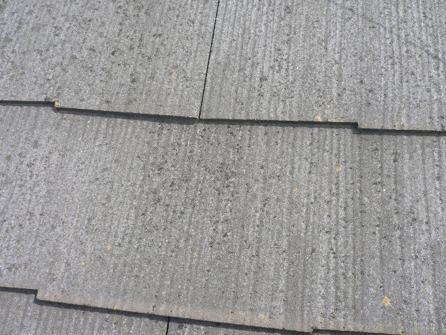 長泉町 コロニアル屋根塗装前