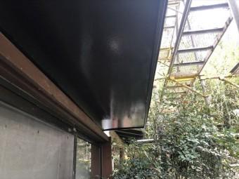 霧除け塗装