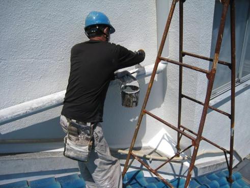 裾野市雨漏り改修塗装