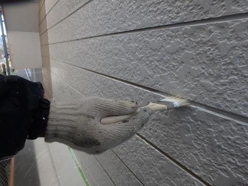 清水町コーキング外壁塗装
